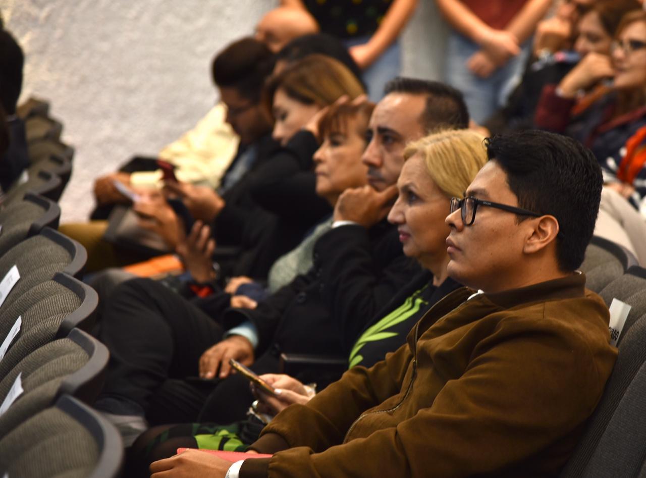 Directivos de la Primera División atentos a la conferencia