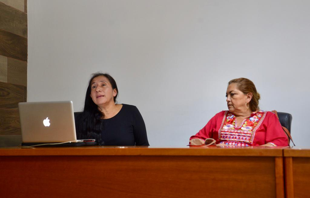 Dra. Balpuesta y Mtra. Cornejo Cervantes