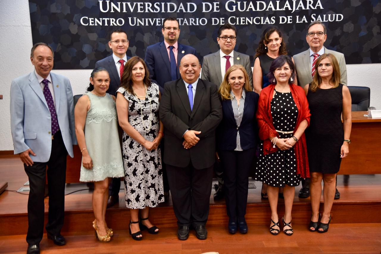 Foto grupal jefes Primera División