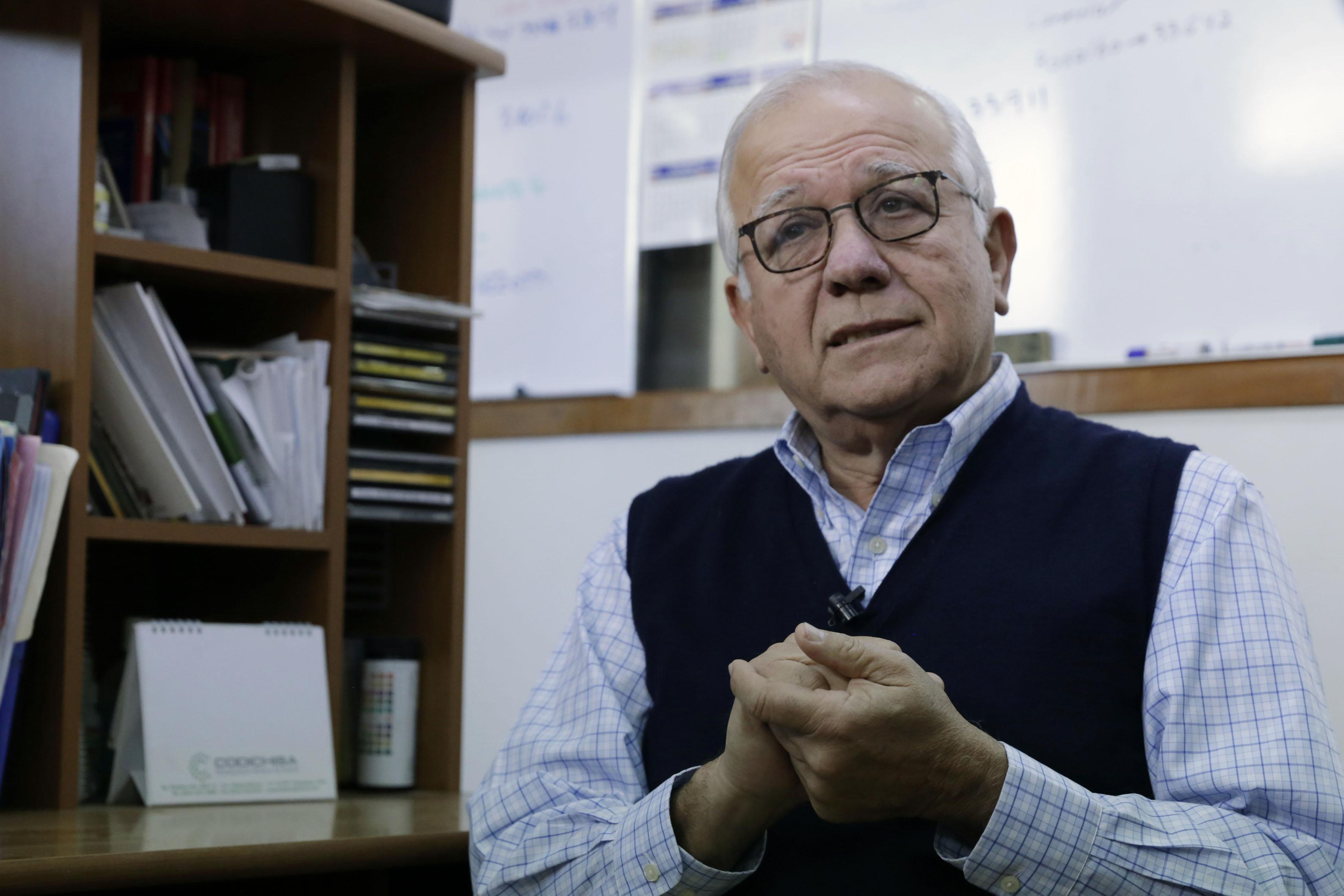 Dr. Felipe Lozano Kasten en entrevista