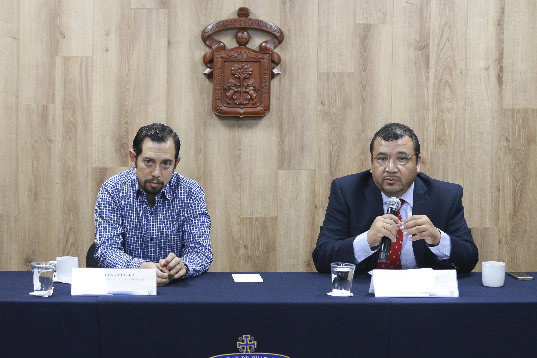 Ponentes de la Rueda de Prensa sobre el riesgo de consumo de tabaco y cardiopatías
