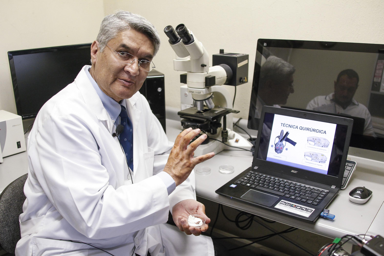 Dr. Rodrigo Ramos en entrevista 1