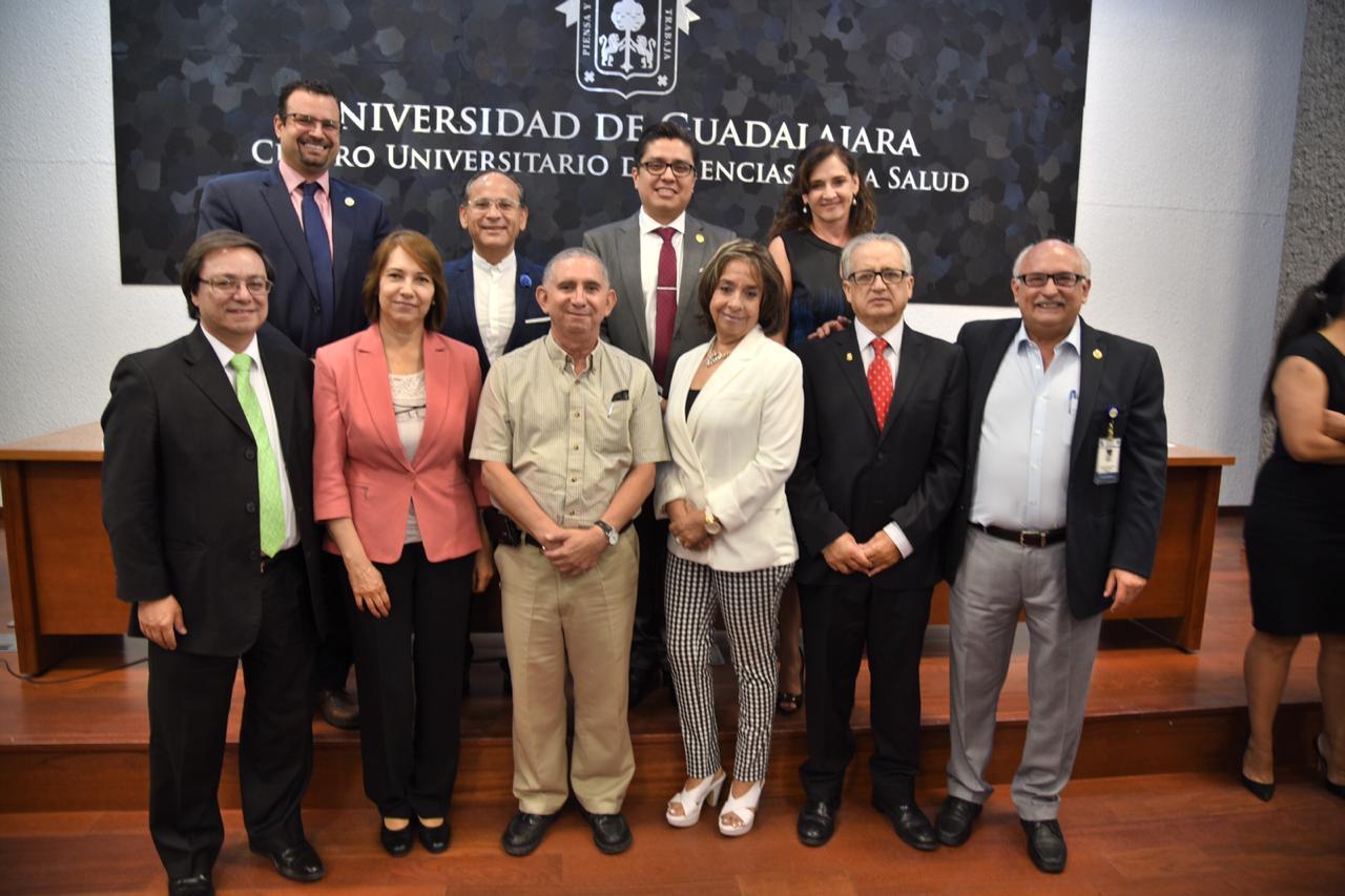 Foto grupal jefes Segunda División
