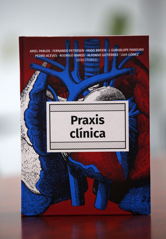 Portada libro Praxis Clínica