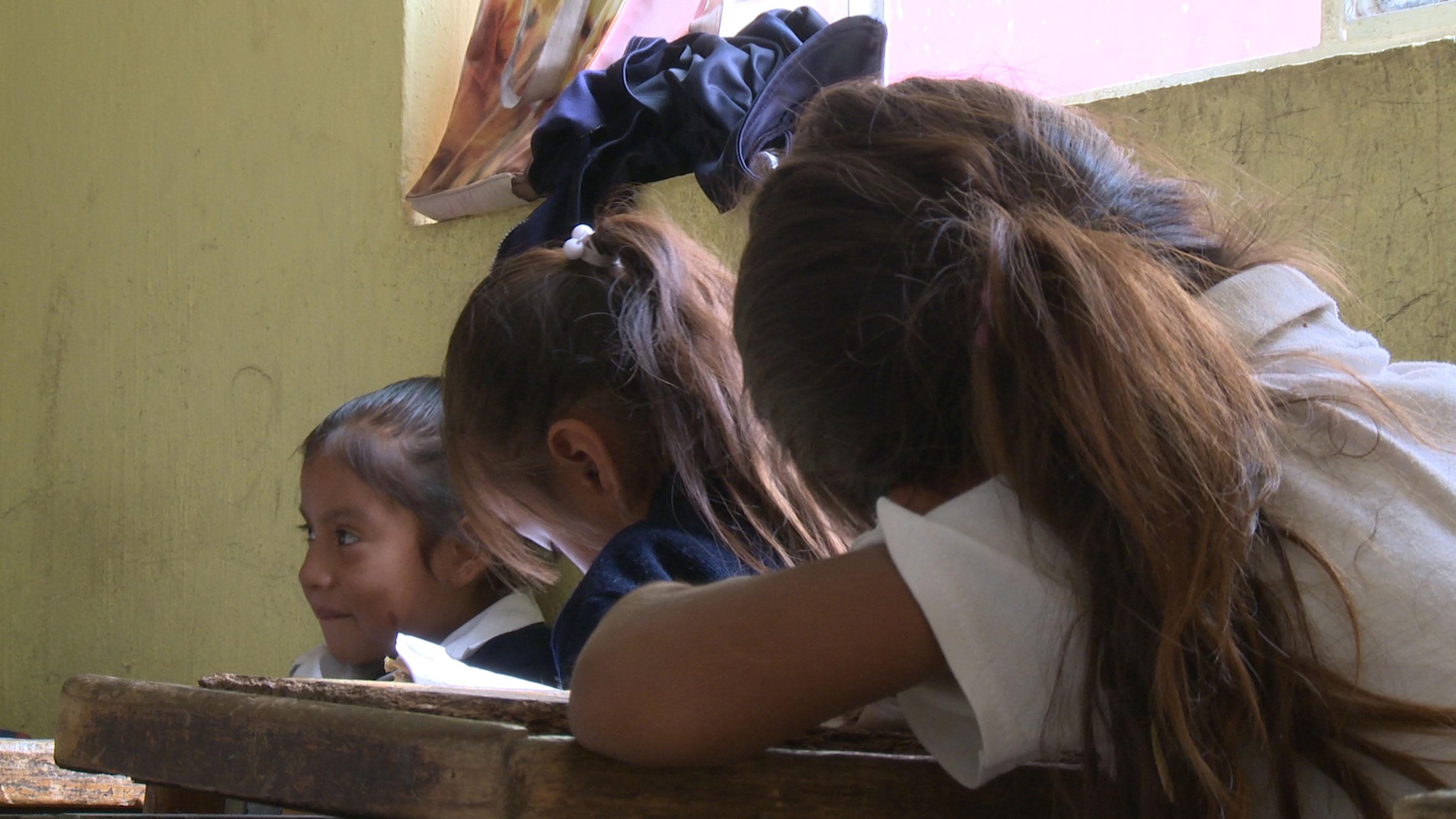 Escolares de Agua Caliente, Poncitlán