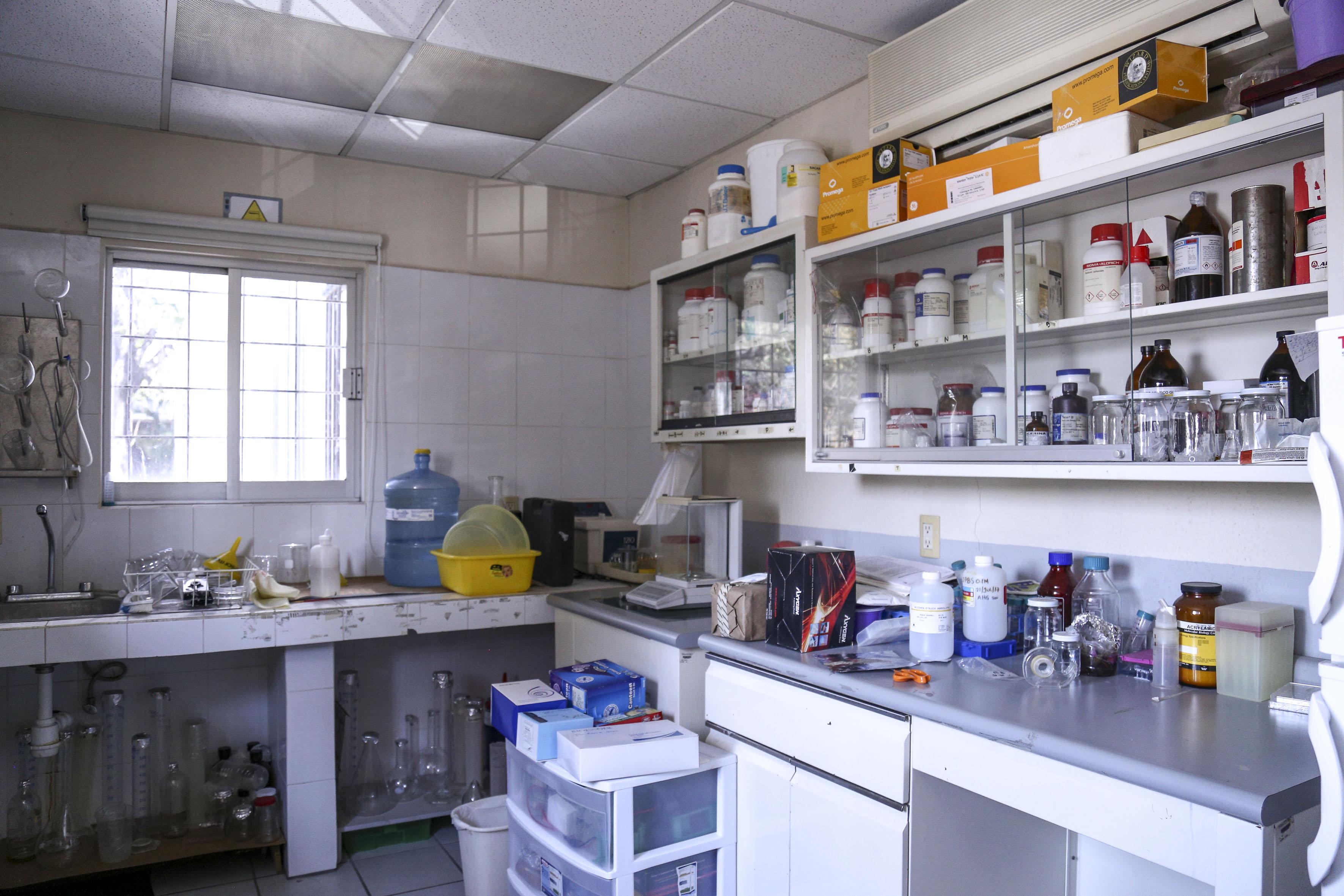 Aspectos generales del Laboratorio