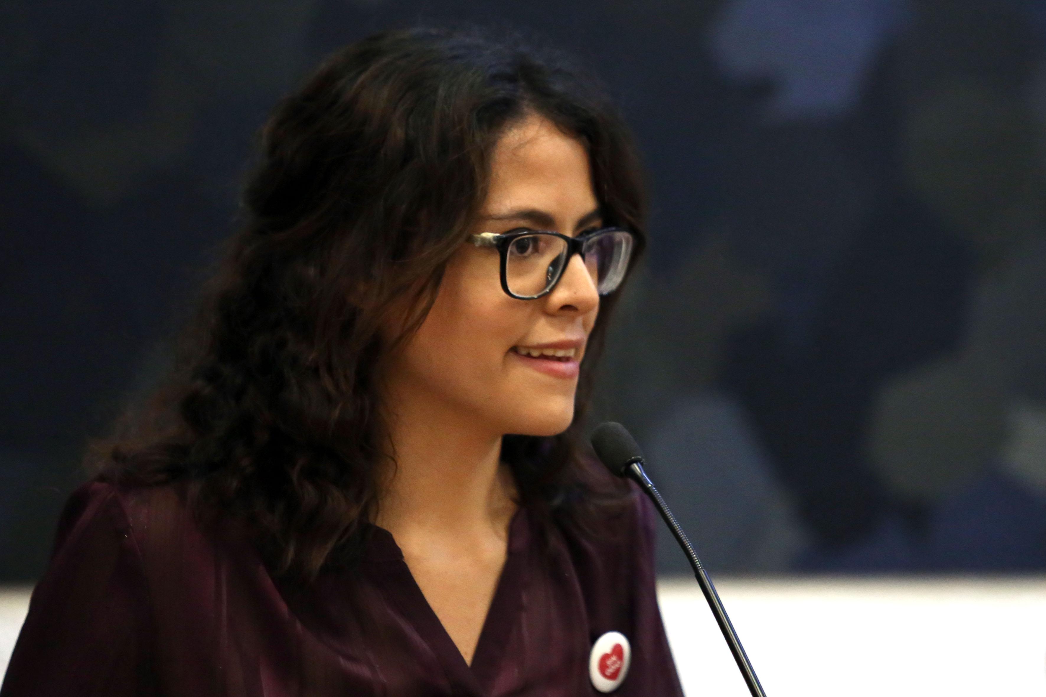 Representante de la Comisión Nacional para Prevenir la Discriminación