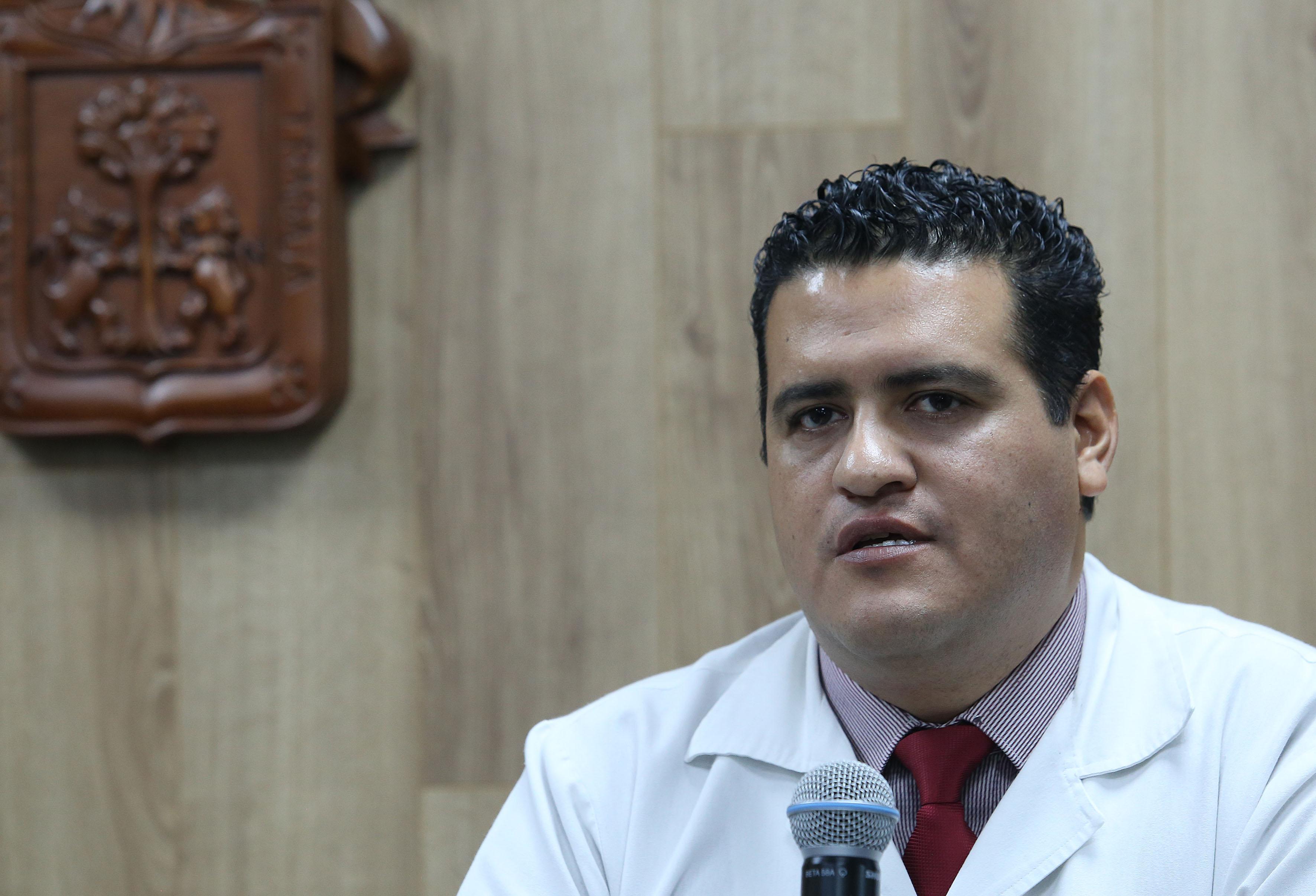 Foto individual del Dr. Iván Contreras