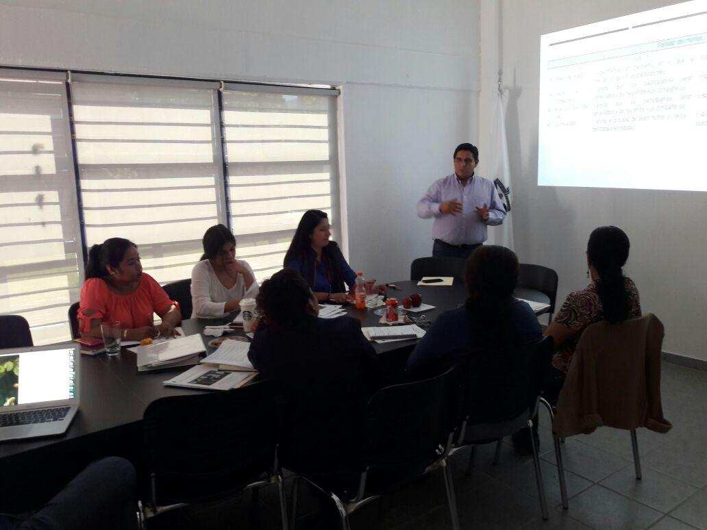 Capacitación a profesores de la Prepa de Zacoalco