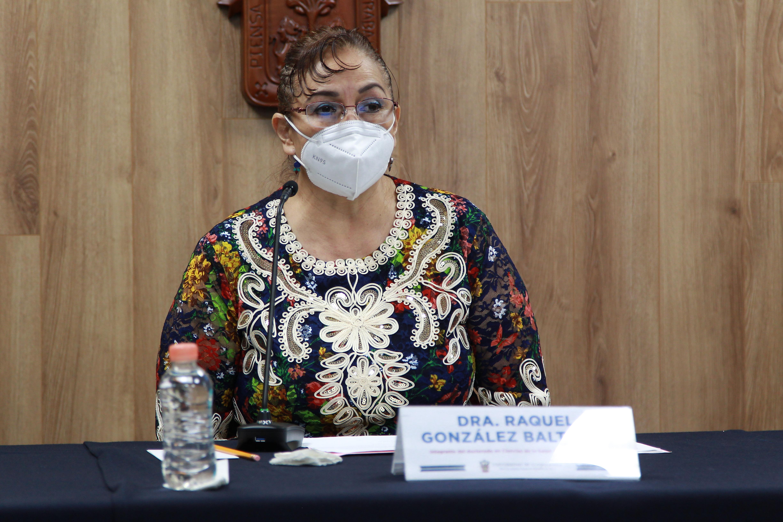Dra Raquel González
