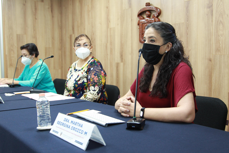 Dra Martha Georgina Orozco