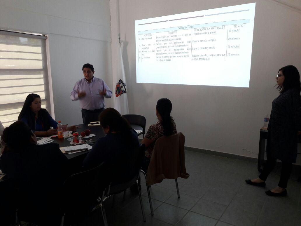 Capacitación a profesores de la Prepa de Zacoalco 2