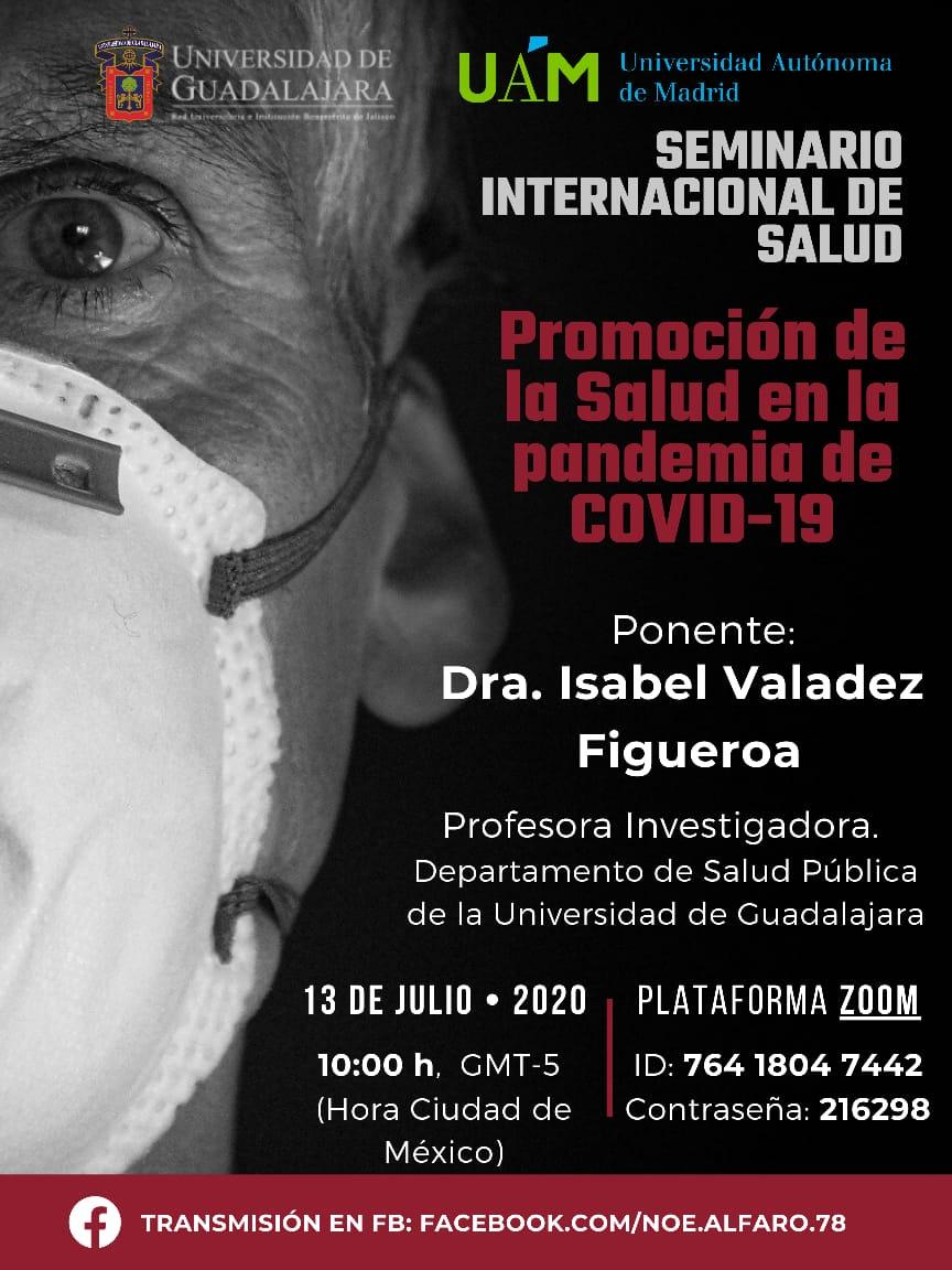 Banner promocional de la conferencia