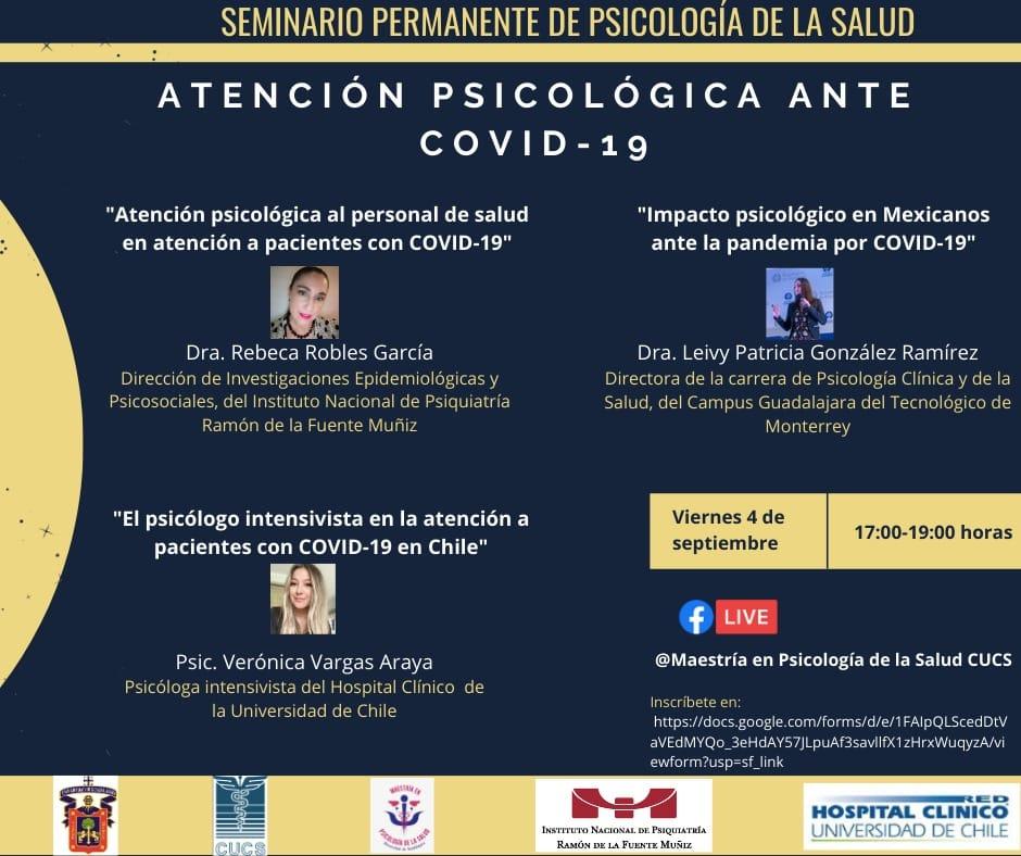 Banner promocional Seminario