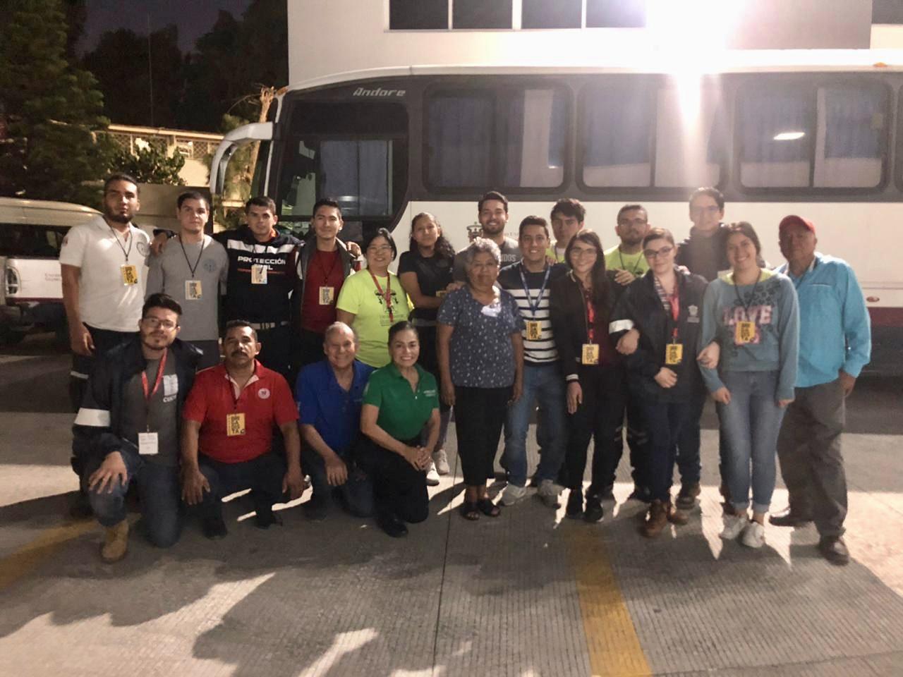 Grupo multidisciplinar de apoyo a San Gabriel