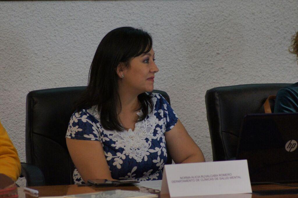 Dra. Norma Ruvalcaba