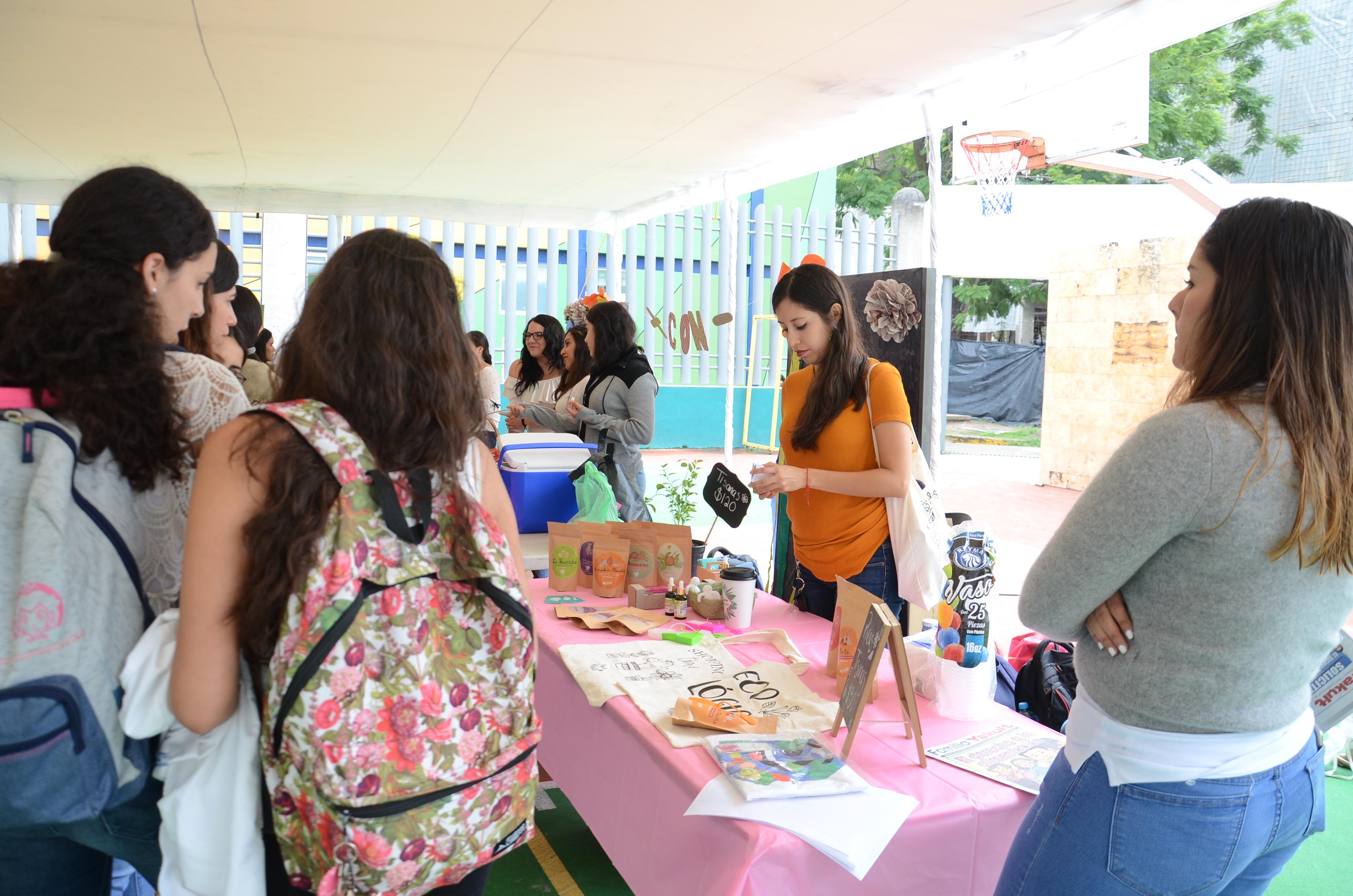 Exposición de alimentos