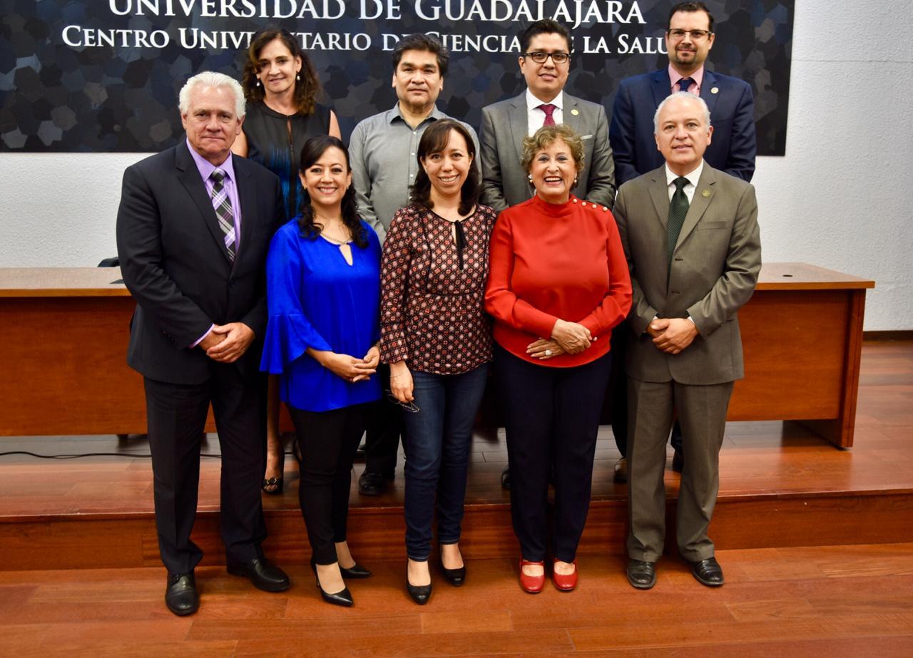 Foto grupal jefes Tercera División