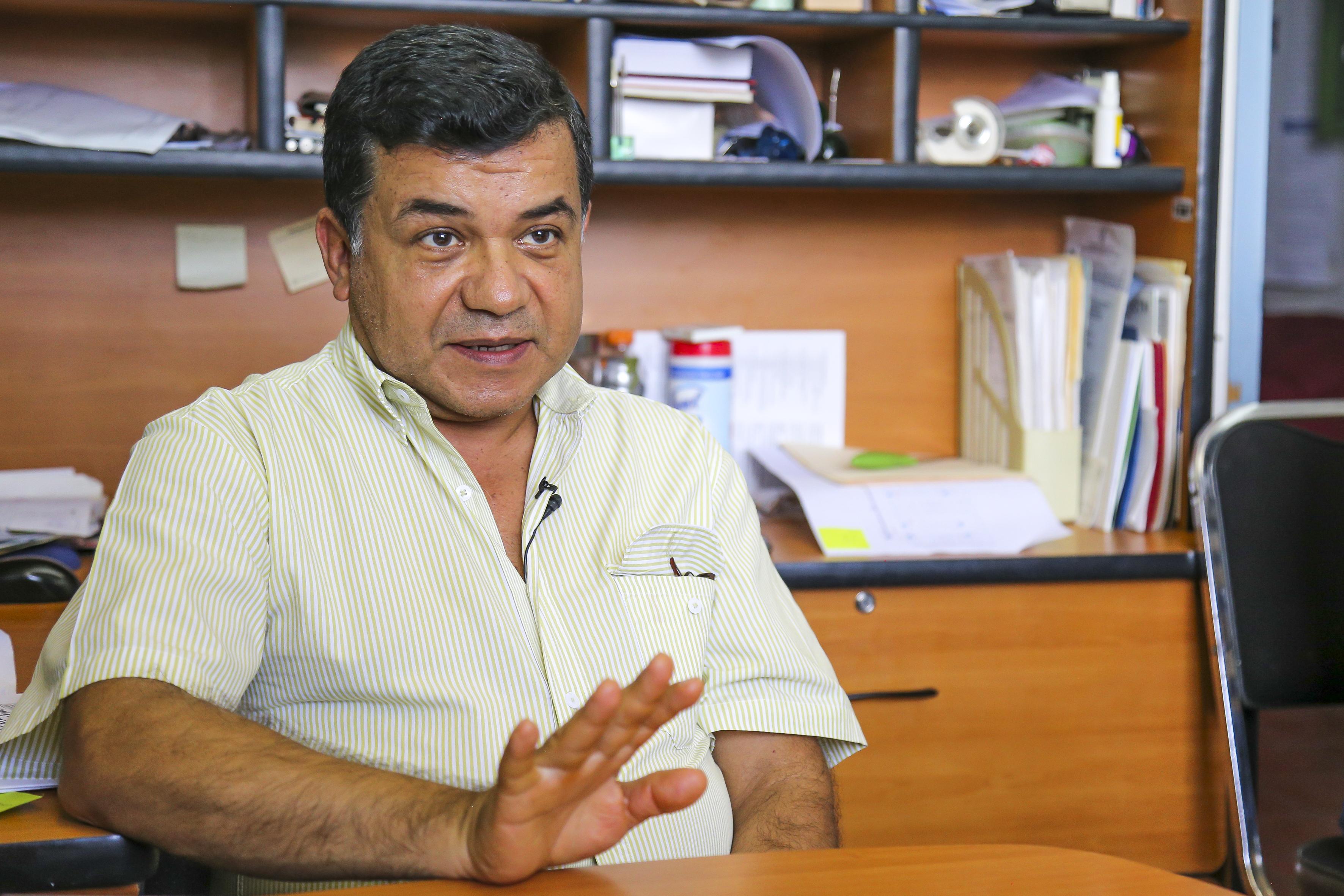Dr. Mario Alberto Ramírez en entrevista