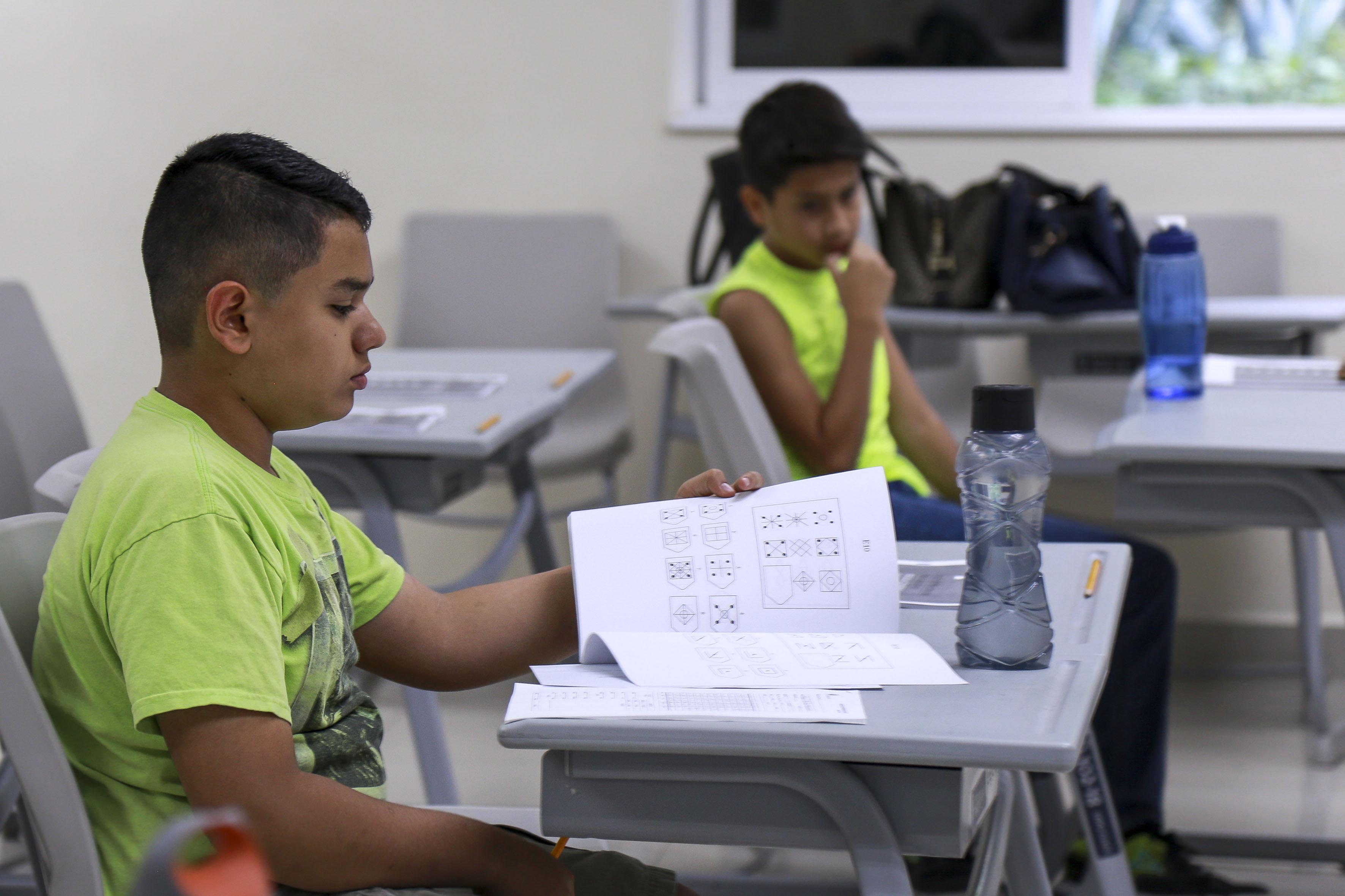 Adolescentes en evaluación1