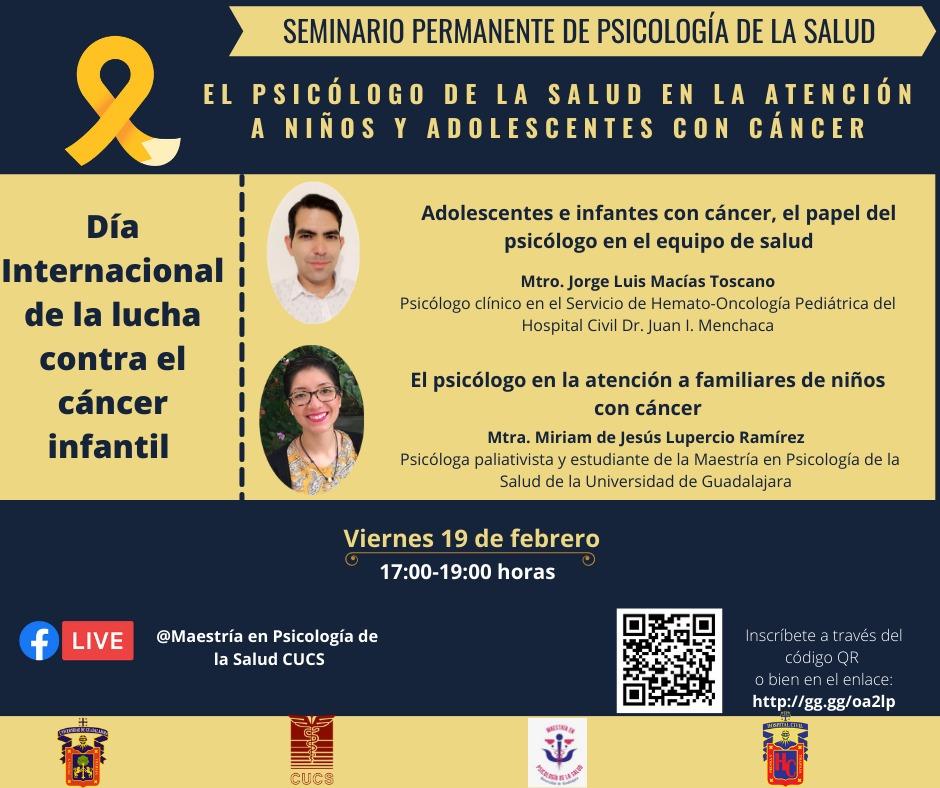 banner promocional del seminario