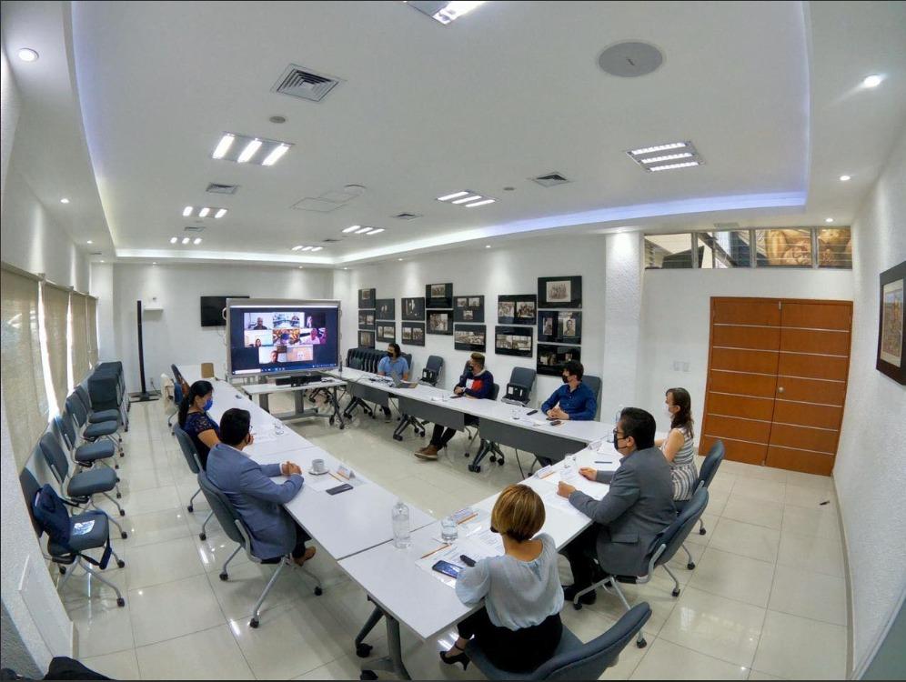 Foto Sala de Situación en sesión de Pleno