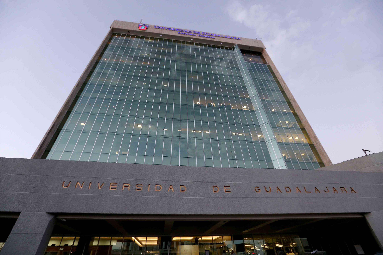 Fachada del Edificio de Rectoría General