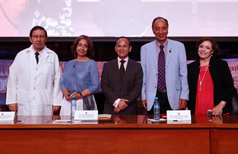 Captura de los Miembros del Presidium