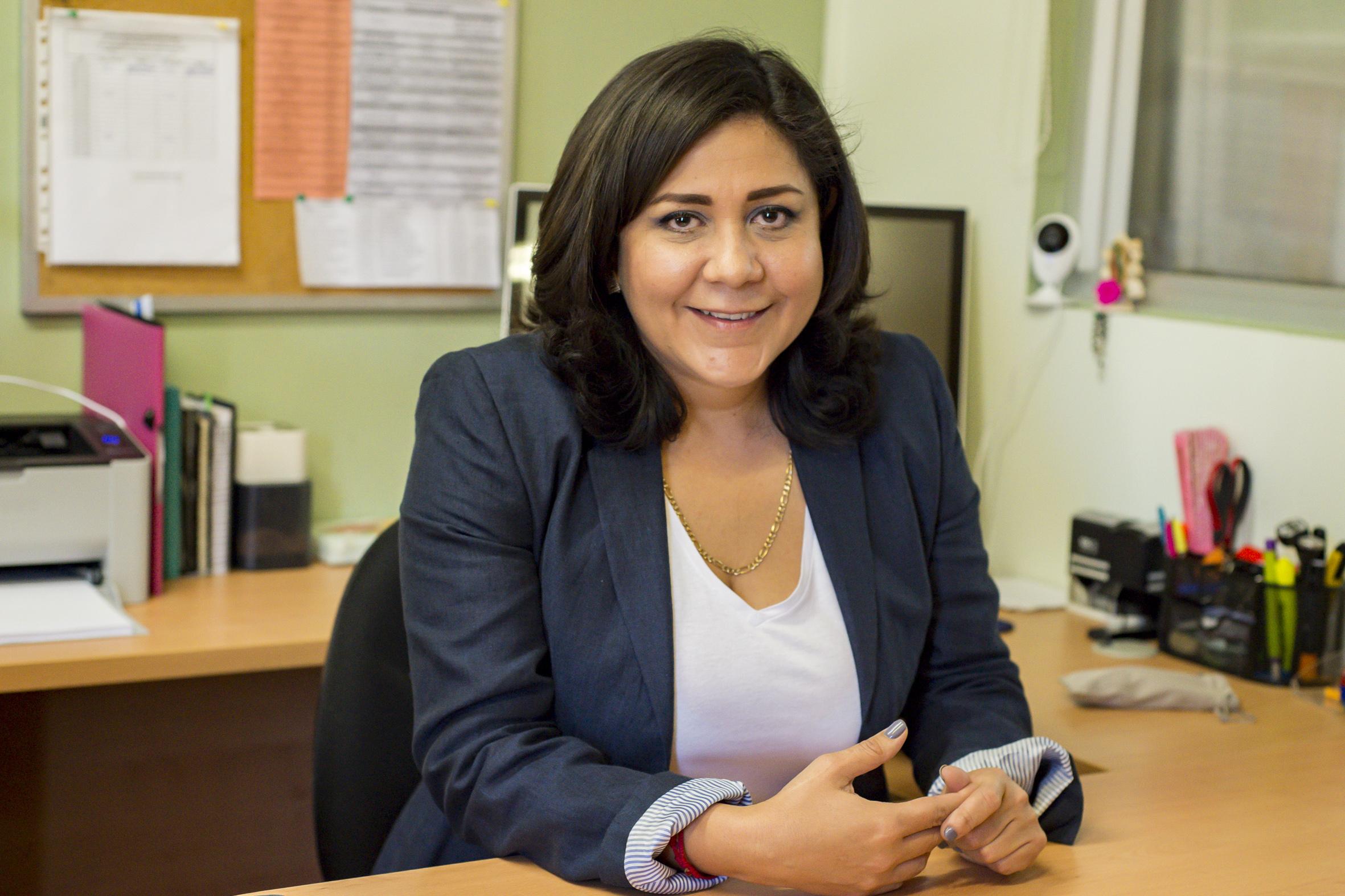 Licenciada Hilda Silvia Beatriz Orozco Anzo
