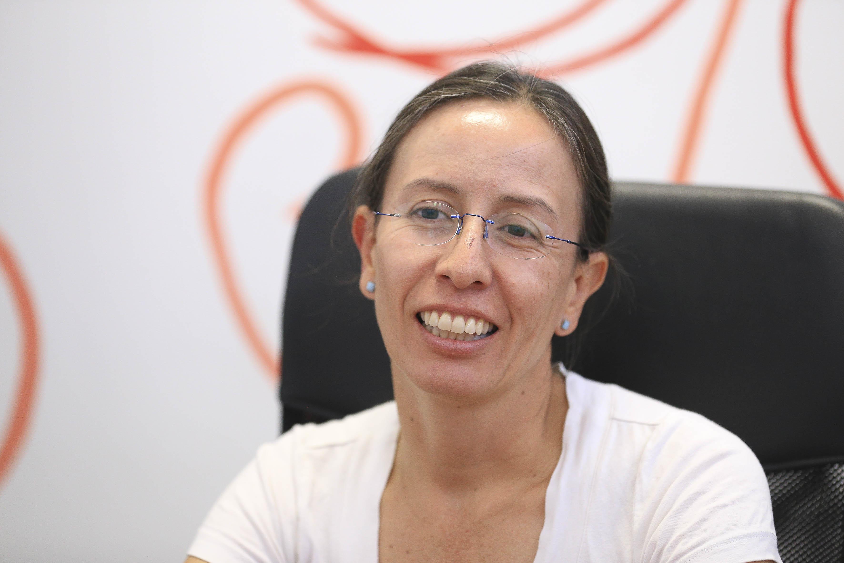 Dra. Ana Sandoval Rodríguez consultora internacional en Lactancia Materna