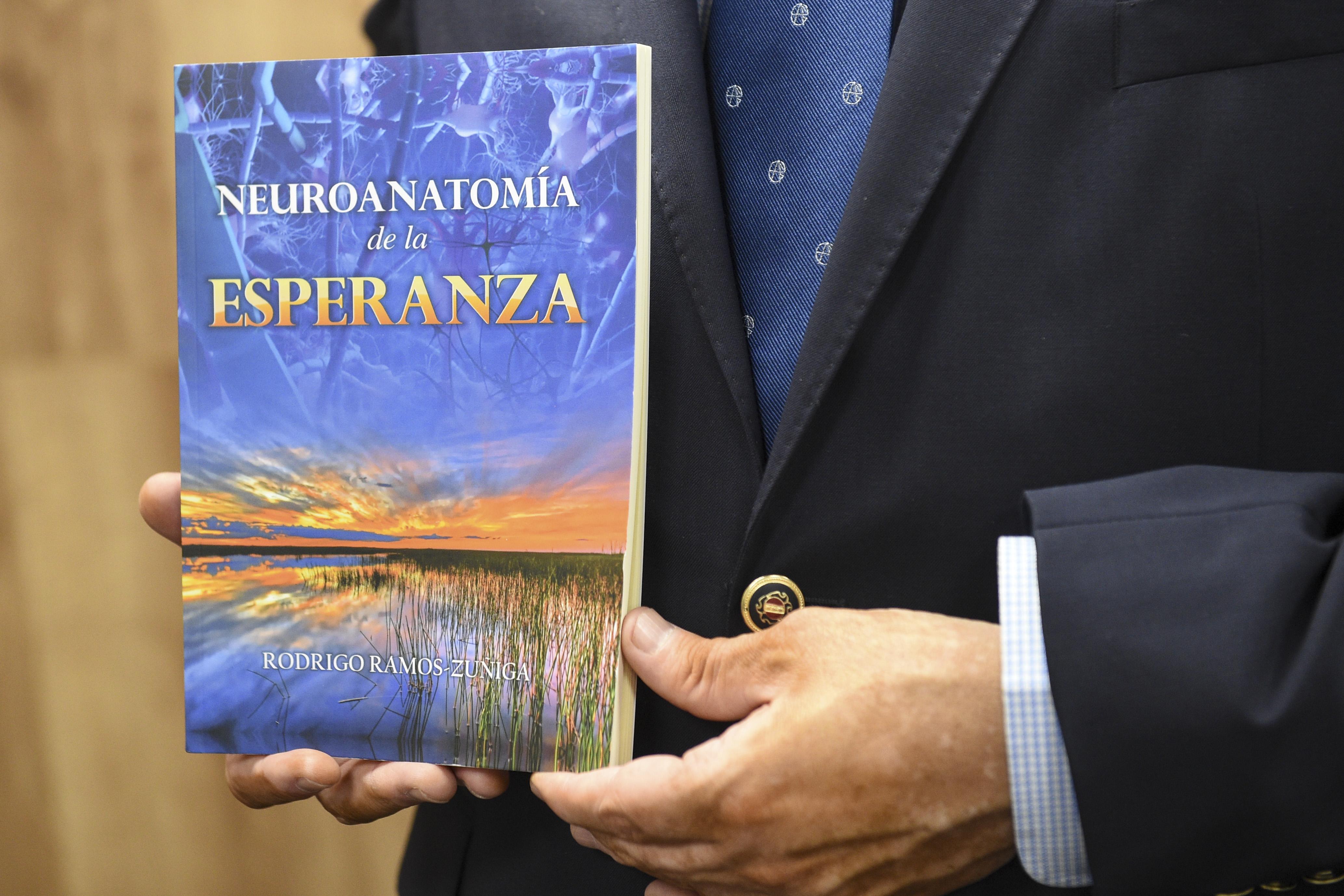 Portada del libro Neuroanatomía de la Esperanza