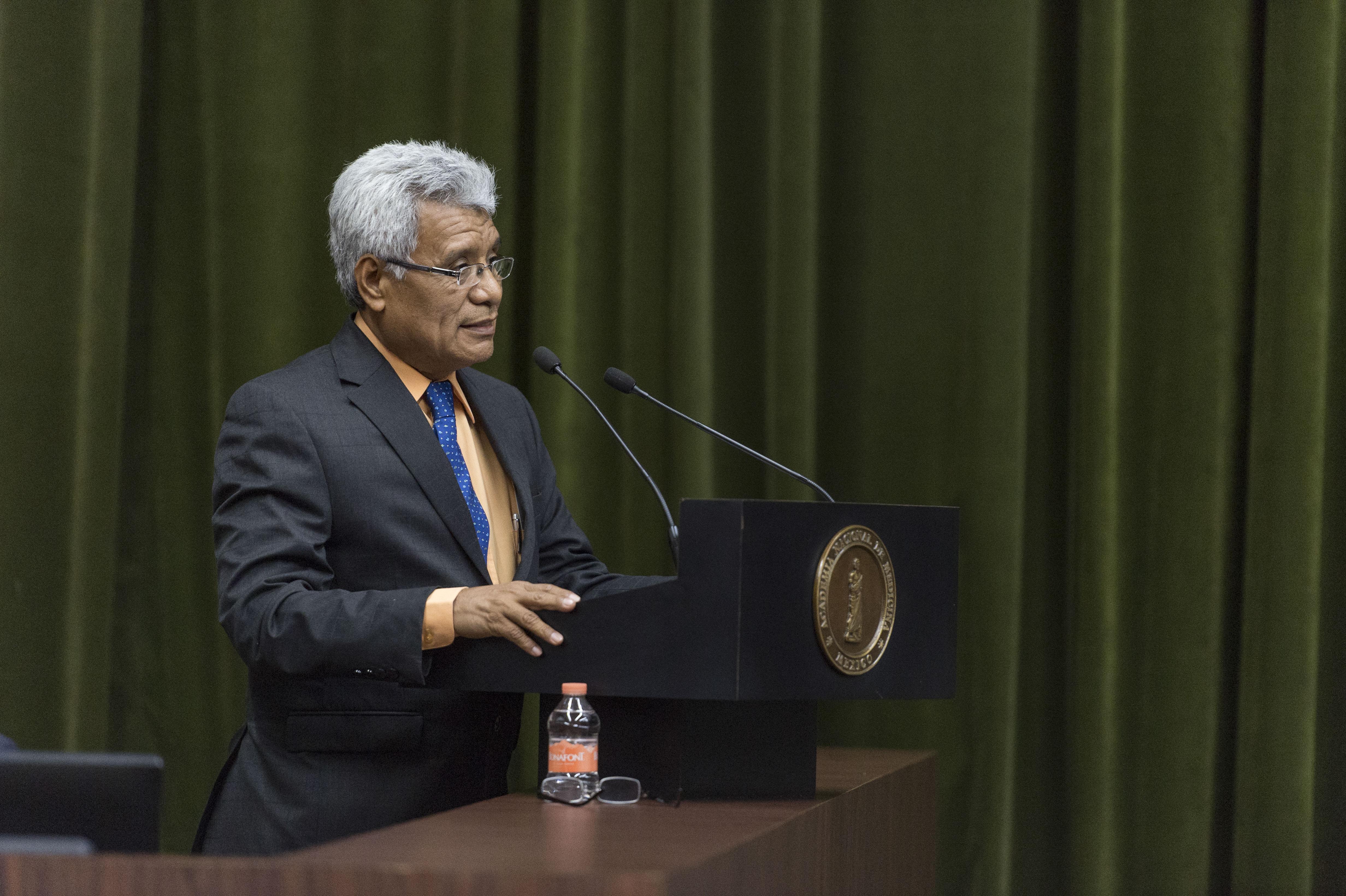 Dr. Salvador Jáuregui Pulido, Presidente del Consejo Mexicano de Certificación en Pediatría