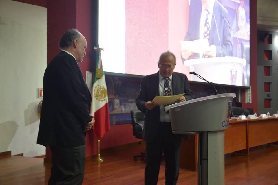 Dr. Celis de la Rosa y Dr. Díaz Loving