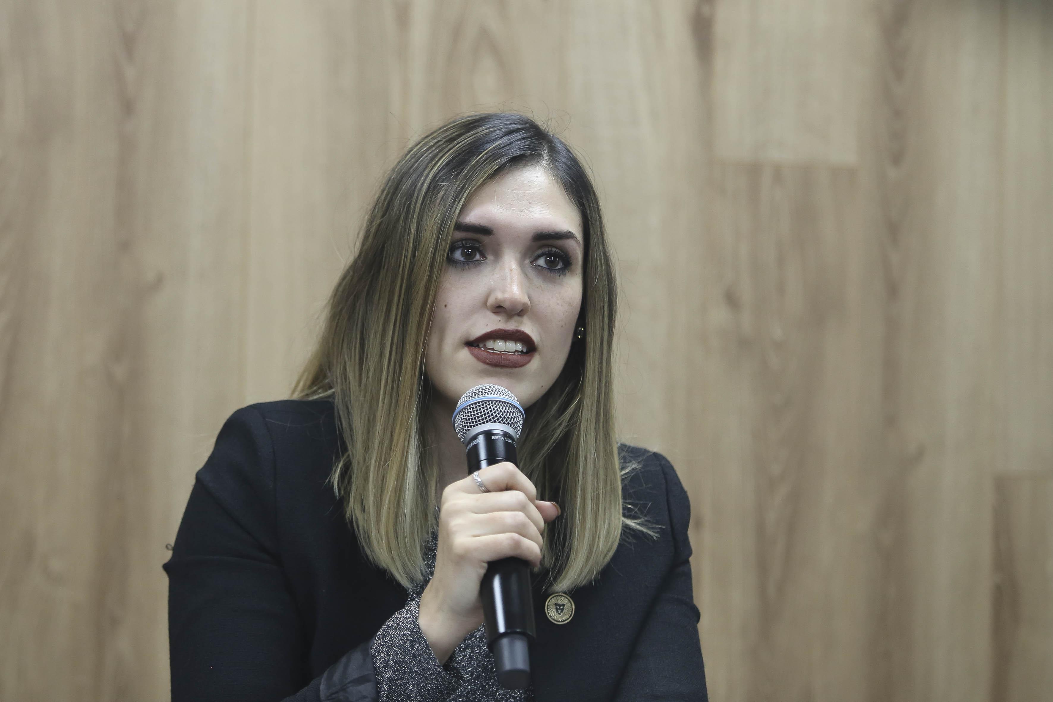 La doctora Celina Alonso Sánchez