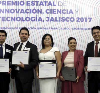 Grupo de investigadores de la UdeG reconocidos