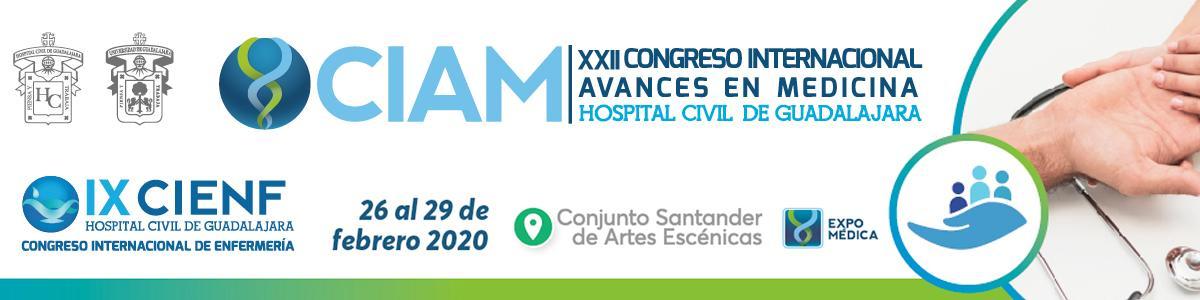 XXII Congreso Internacional Avances en Medicina
