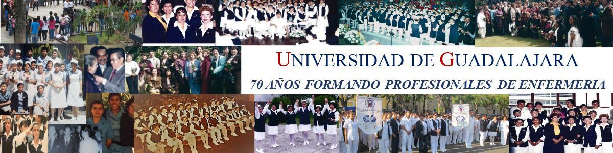 70 Aniversario en la formación de Profesionales de Enfermería en la Universidad de Guadalajara