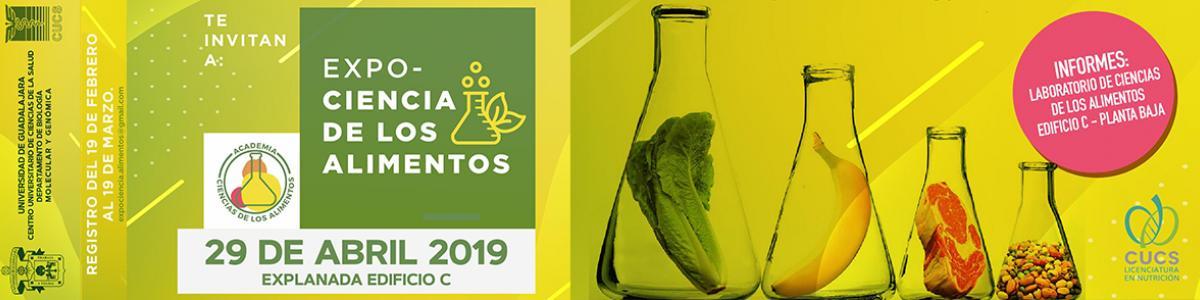 Expo-Ciencias de los Alimentos