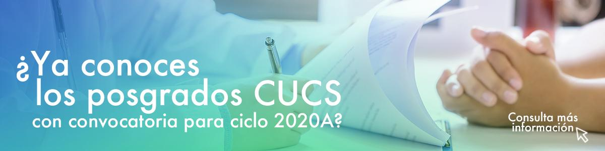 Posgrados CUCS