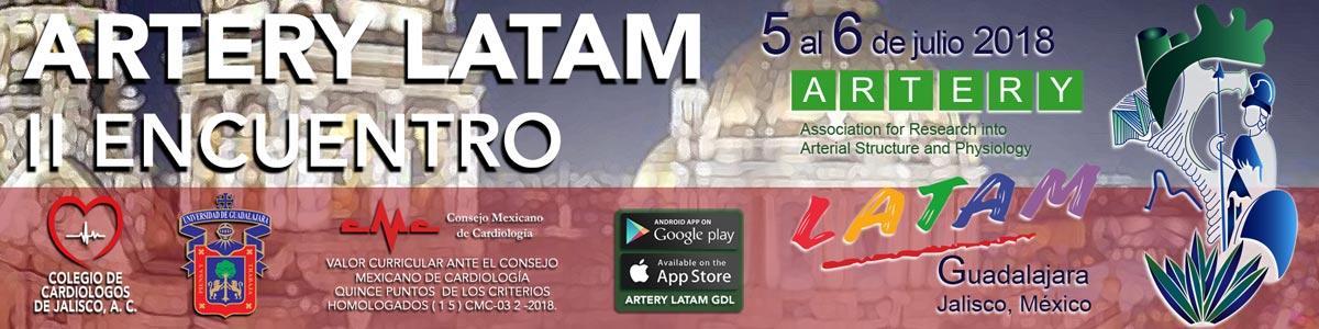 Artery Latam II Encuentro