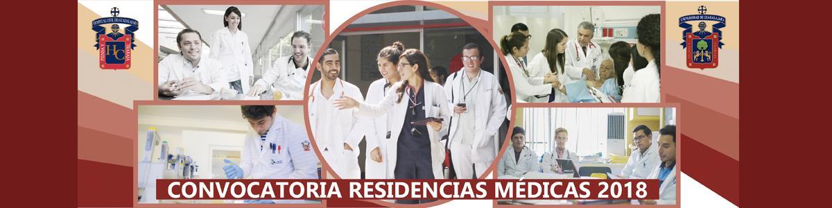 Convocatoria a residencias médicas
