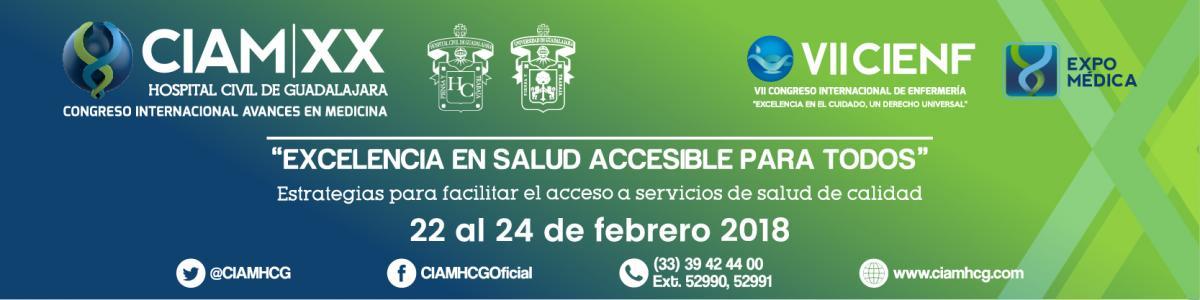 XX Congreso Internacional Avances en Medicina