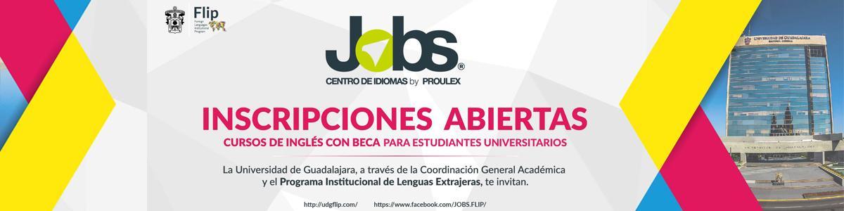 Segunda convocatoria para aspirar a las becas para estudiar inglés en el Programa Jobs, Ciclo 2018 A