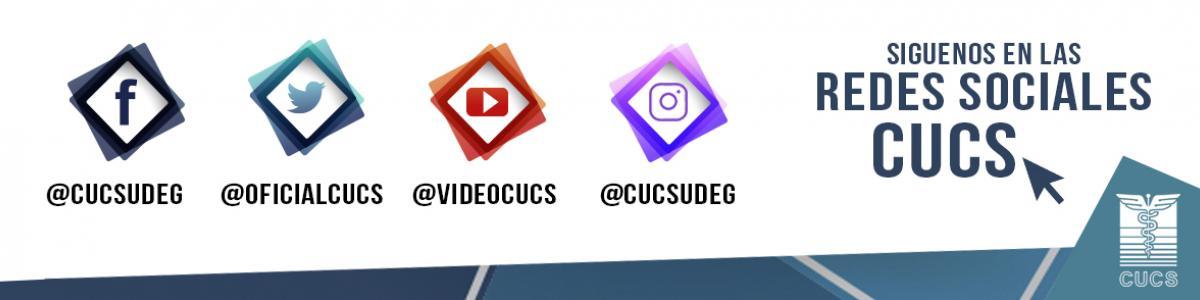 Redes Sociales del centro universitario de ciencias de la salud