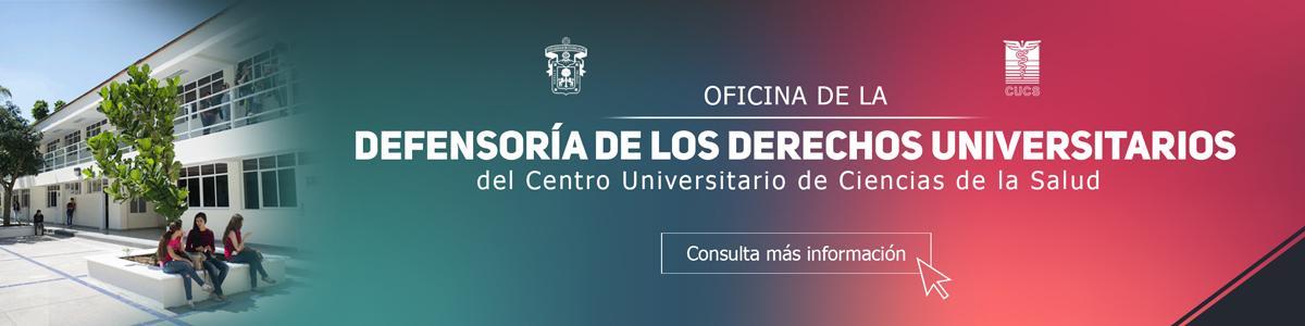 Oficina de la defensoría de los derechos universitarios