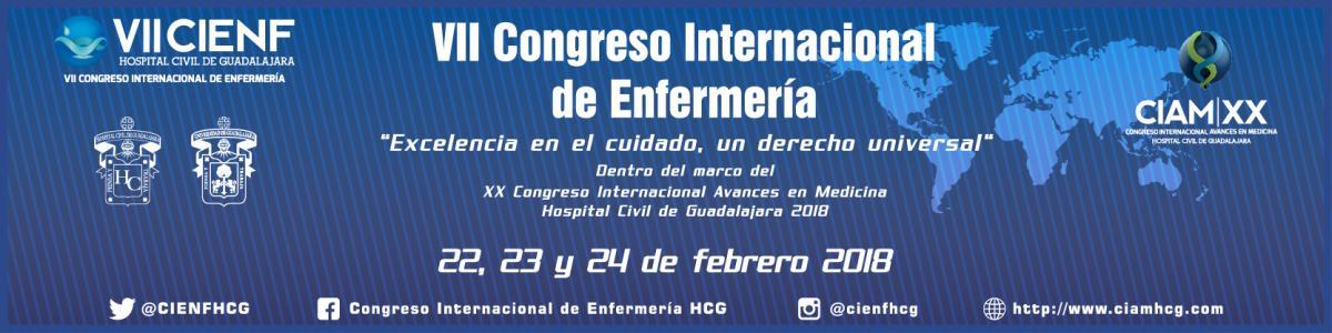 VII Congreso Internacional de Enfermería