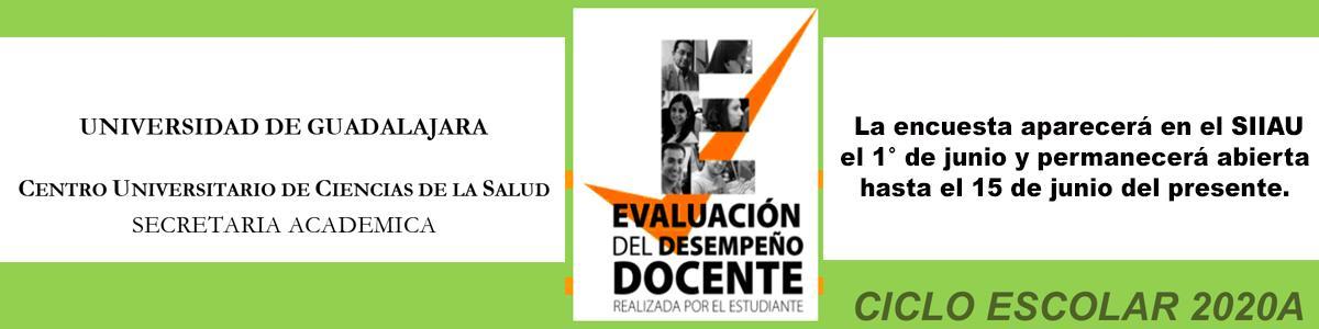 Evaluación del desempeño docente realizada por los estudiantes