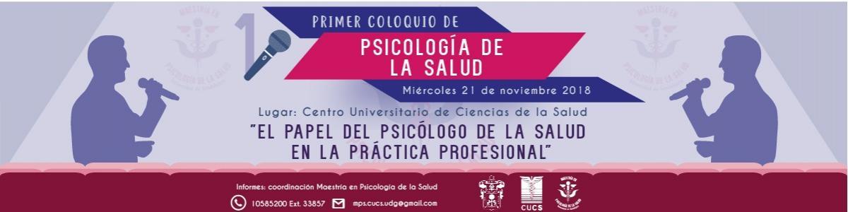 Coloquio de Psicología de la Salud