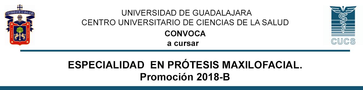 ESPECIALIDAD EN PRÓTESIS MAXILOFACIAL