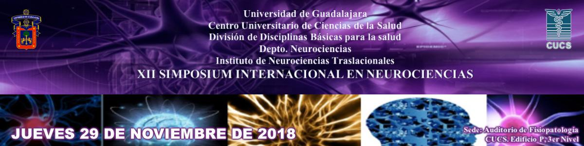XII Simposium Internacional en Neurociencias